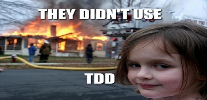 refactoring TDD